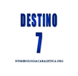 destino 7