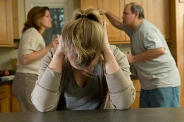 Já sofreu com problemas familiares?